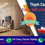 Làm trần thạch cao giá rẻ tại TPHCM uy tín