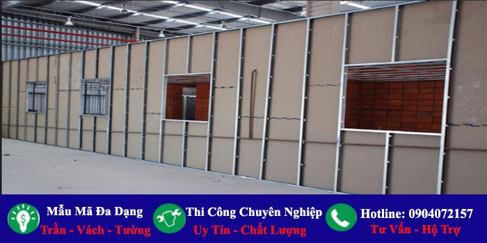 Tường thạch cao đẹp chất lượng giá rẻ tại Tphcm
